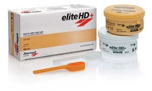 Elite H-D Putty Soft Fast Setting (250ml B.+250ml C.)