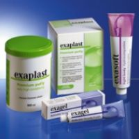 EXAPLAST SET (Экзапласт) (EXAPLAST PUTTY 900ml + EXASOFT WASH 140ml + EXAGEL CAT 35 ml)